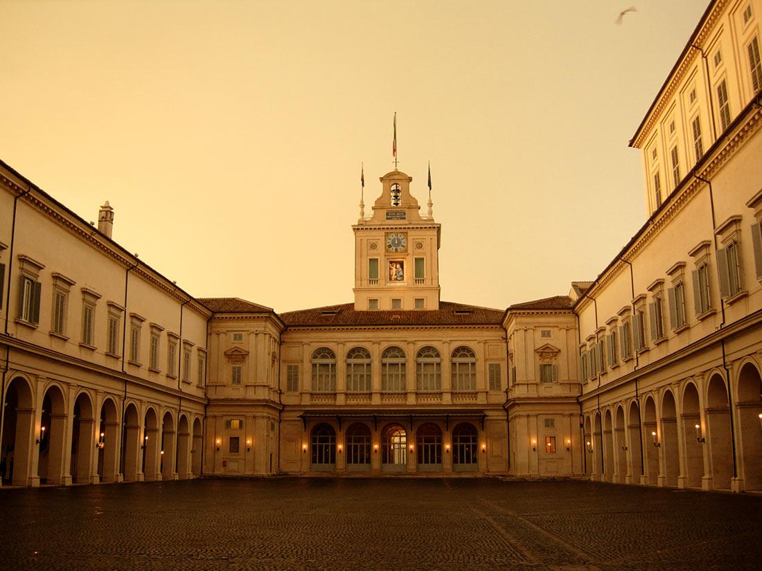 Квиринальский дворец