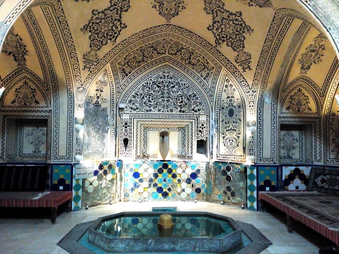Купальня султана Амира Ахмада
