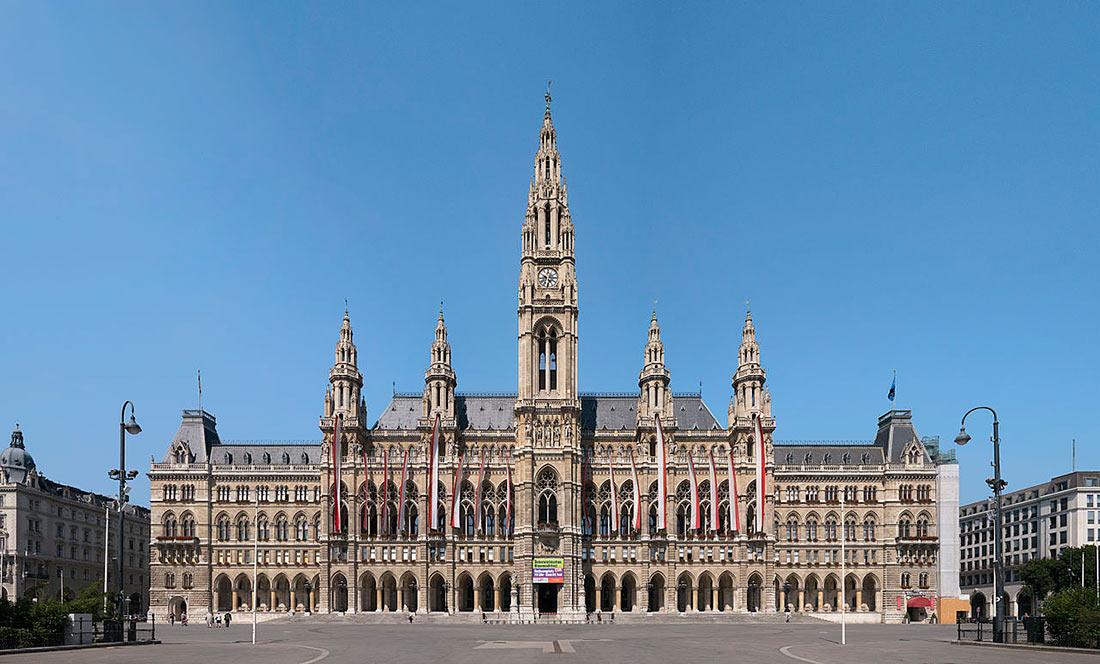 Венская ратуша
