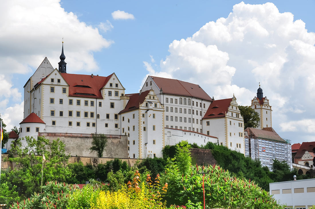 Замок Кольдиц