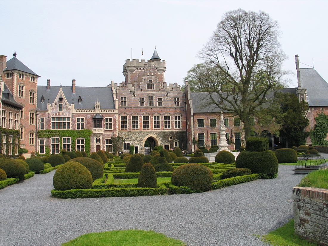 Замок Гаасбек