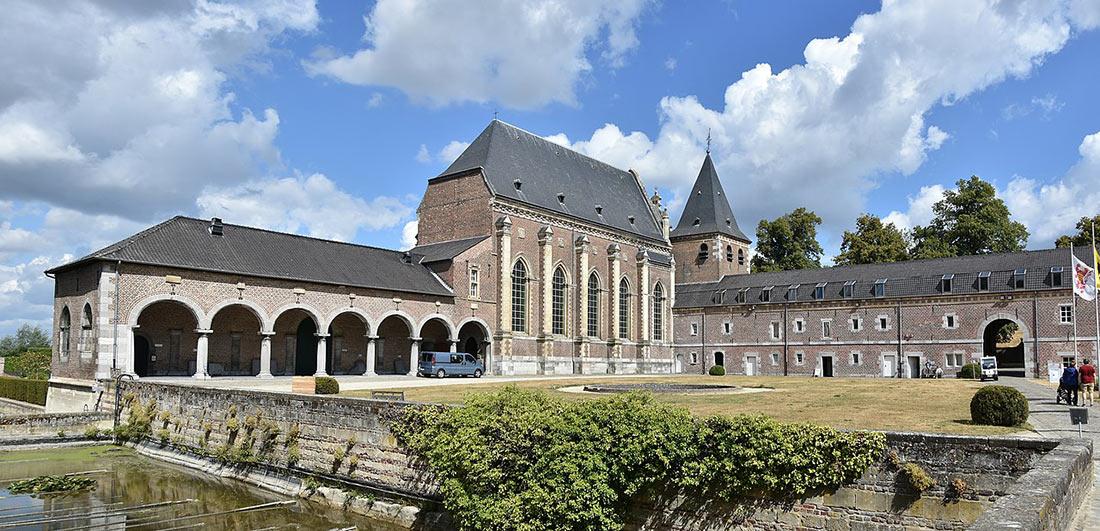 Замок Алден Бисен