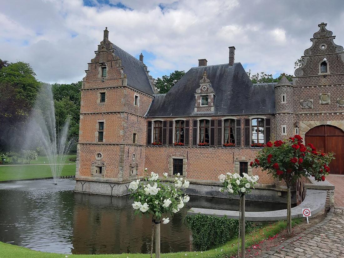 Замок Гроот Бейгарден