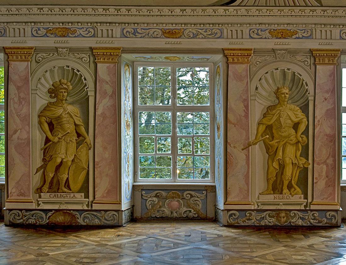 дворец Херренкимзе