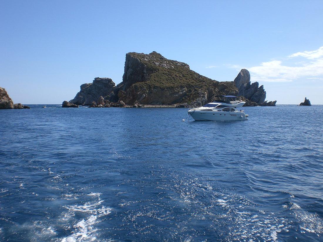 Острова Медас