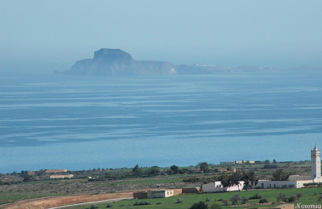 Острова Чафаринас
