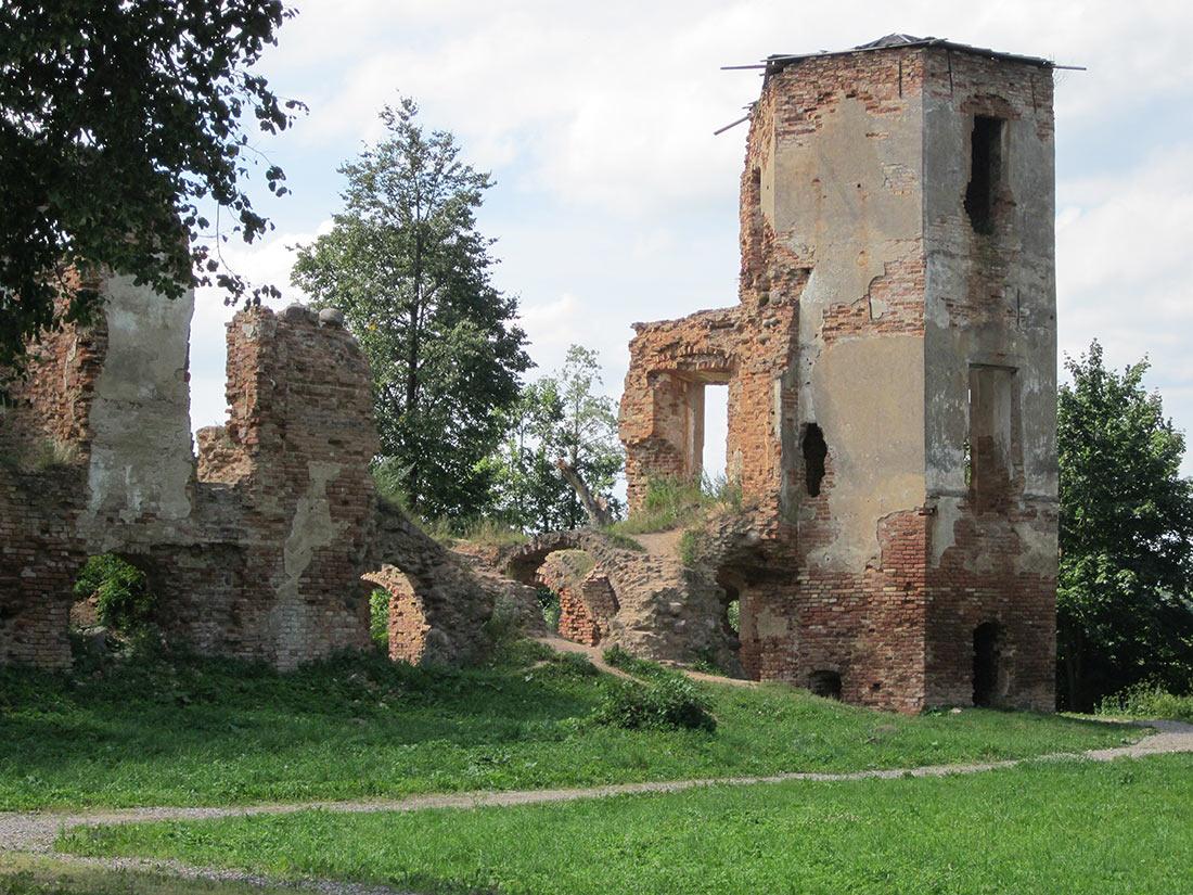 Гальшанский замок