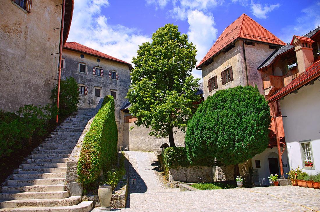 Бледский замок