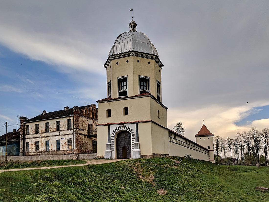 Любанский замок