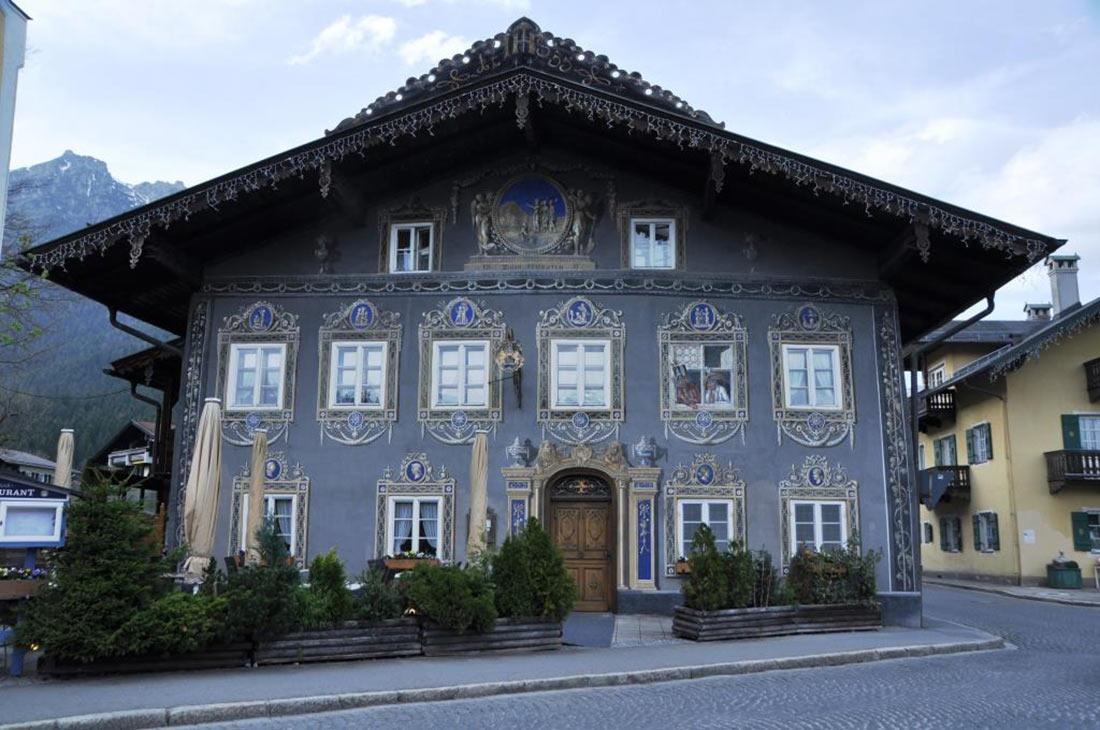 Гармиш-Партенкирхен