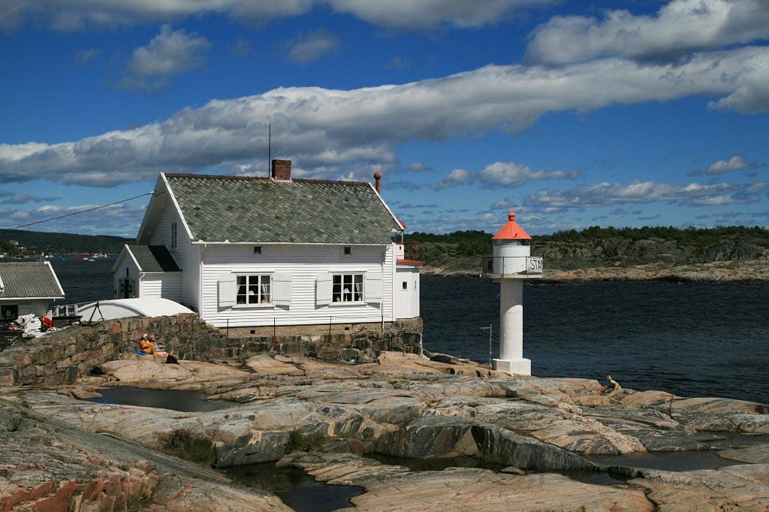 Острова Норвегии: Стангхолмен