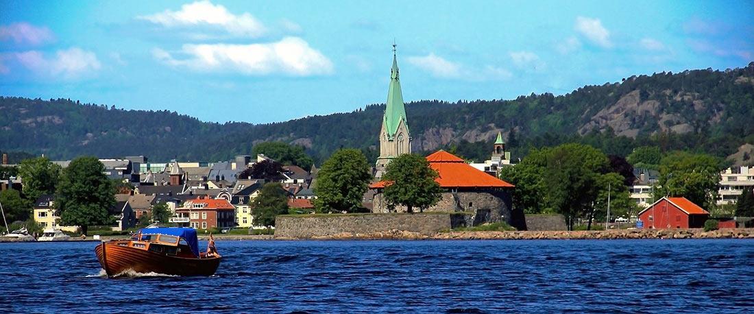 Острова Норвегии: Брагдёйя
