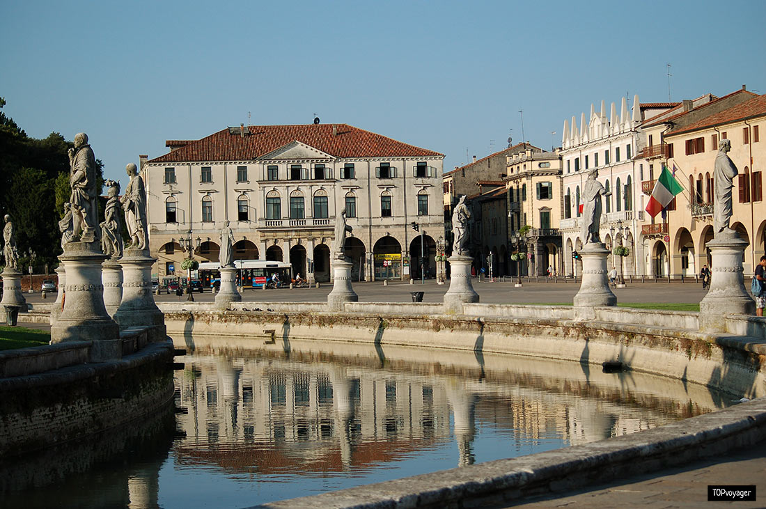 Площадь Прато-делла-Валле