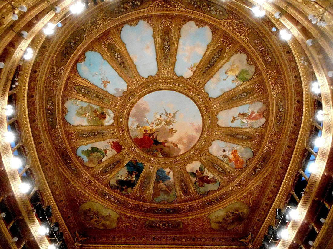 Театр Массимо