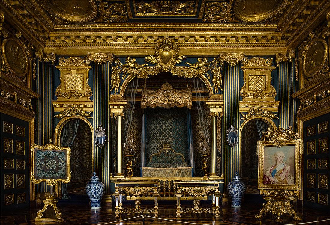 Дворец Дротнингхольм