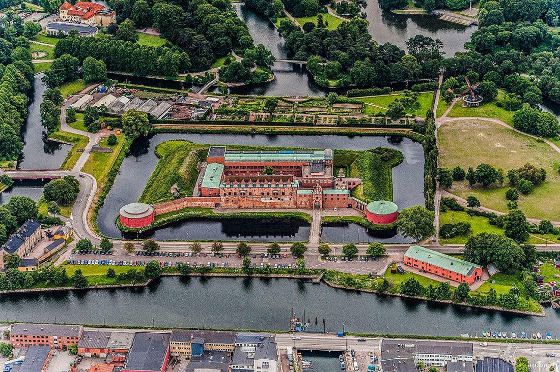 Замок Мальмё