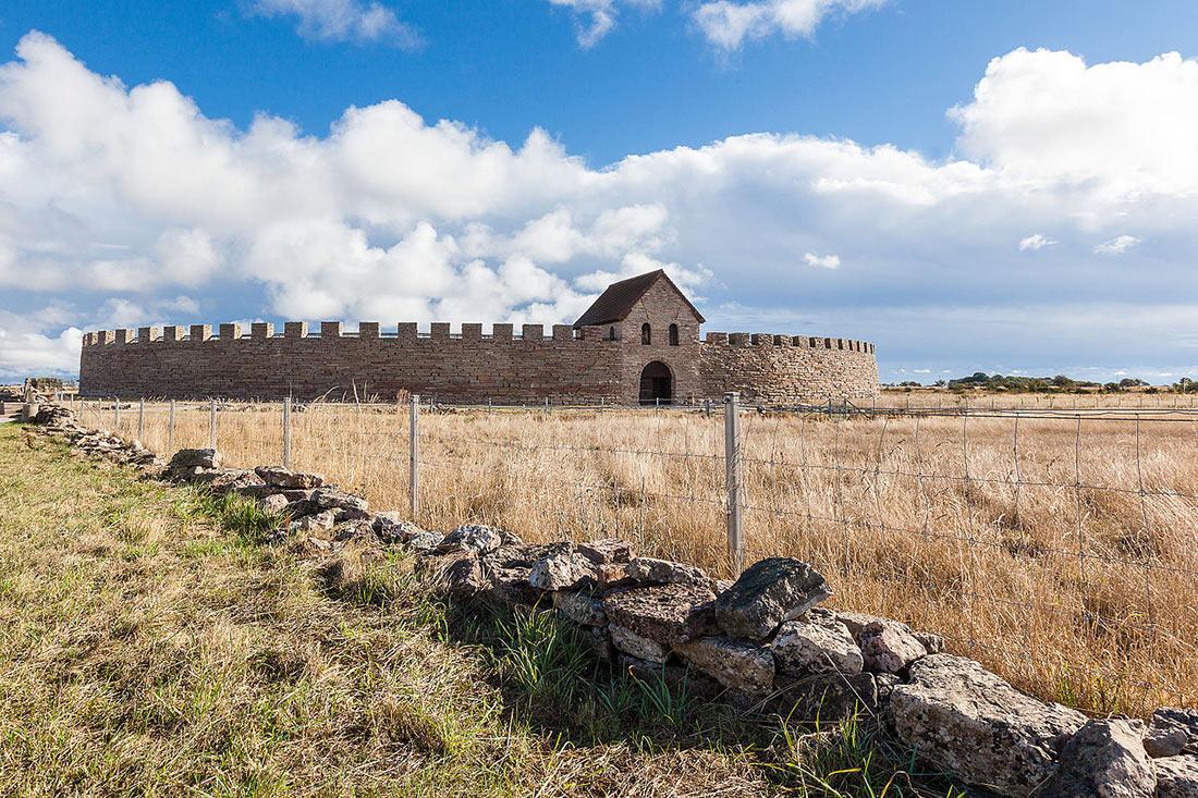 Крепость Экеторп