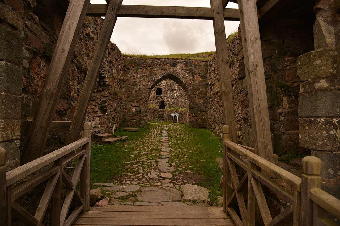 Бохусская крепость