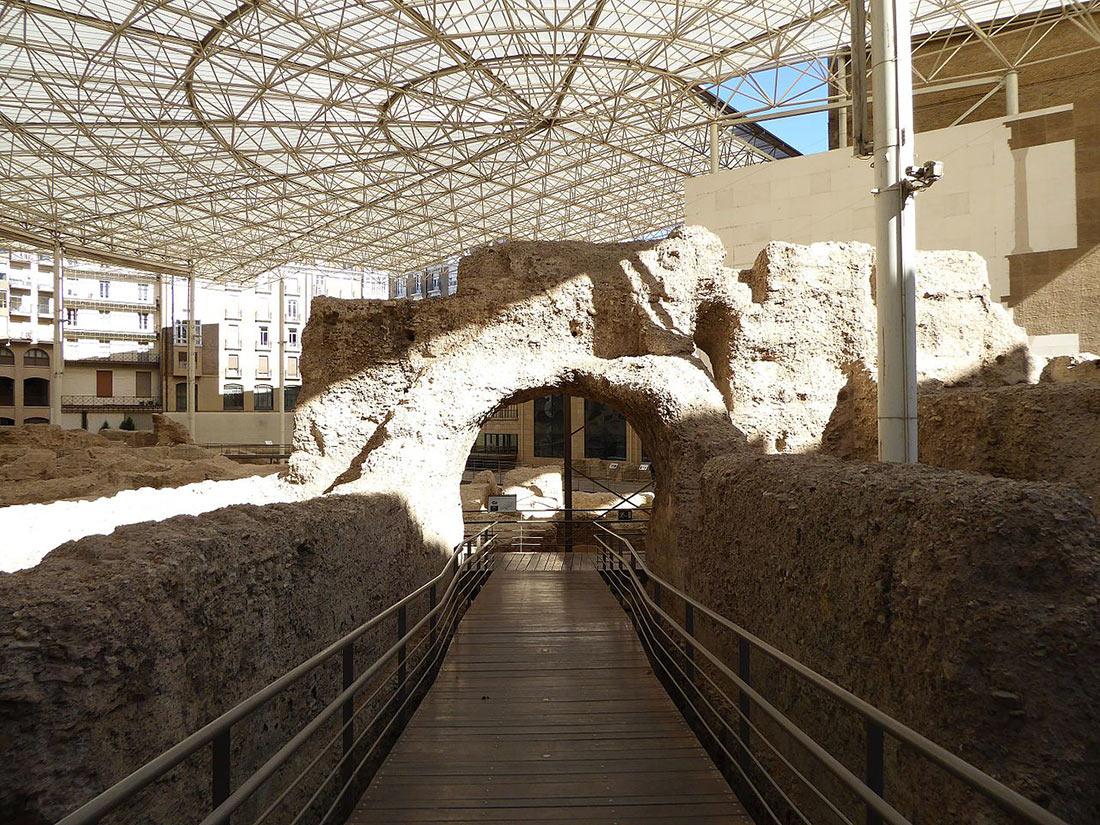 Музей театра Цезараугусты