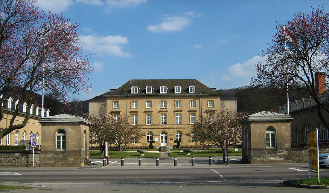 Замок Вальферданж