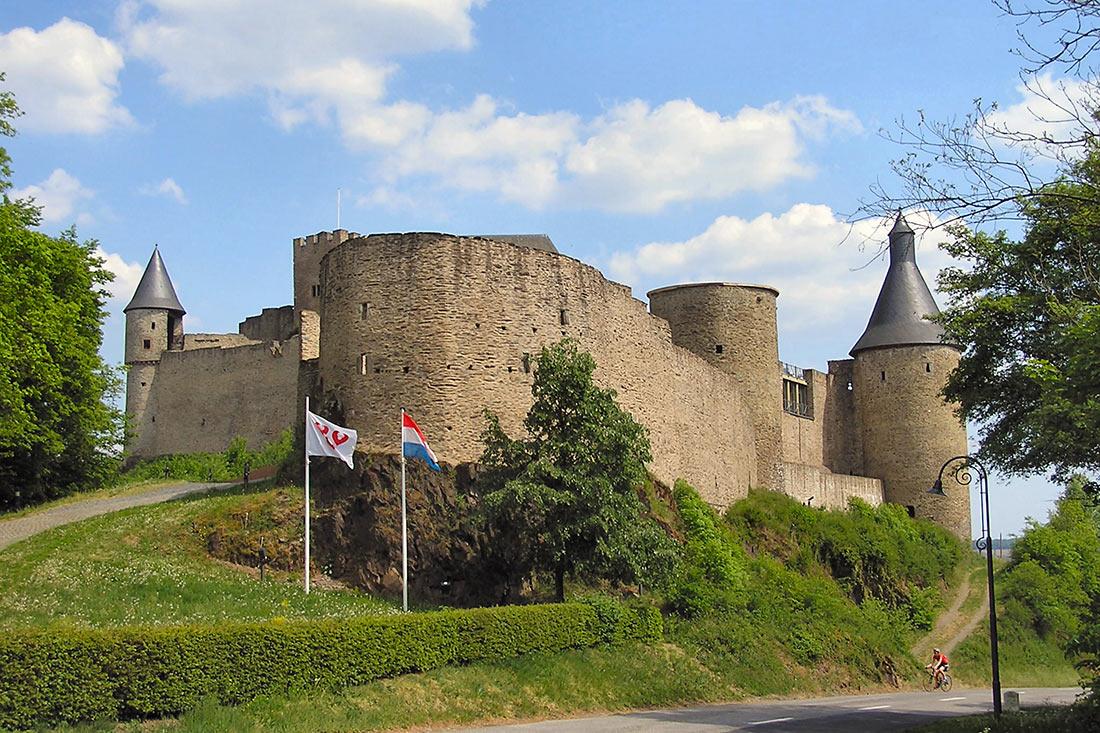 Замок Буршайд