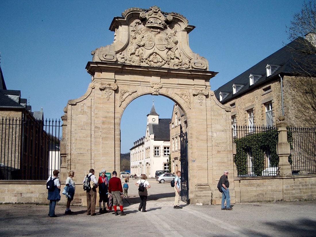 Новый замок Ансембург