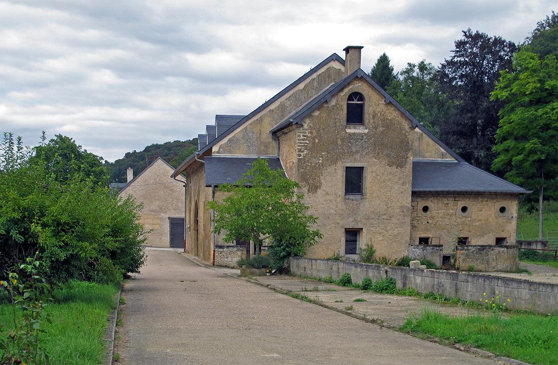 Старый замок Ансембург