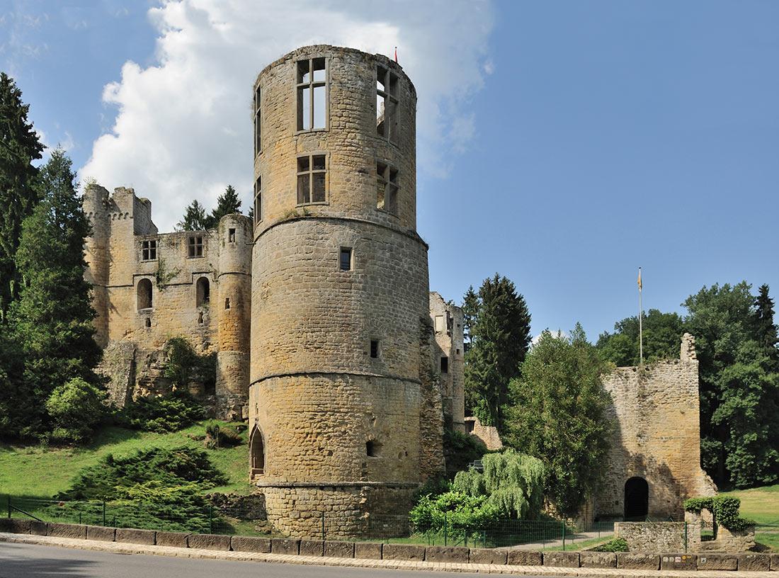 Замок Бофорт