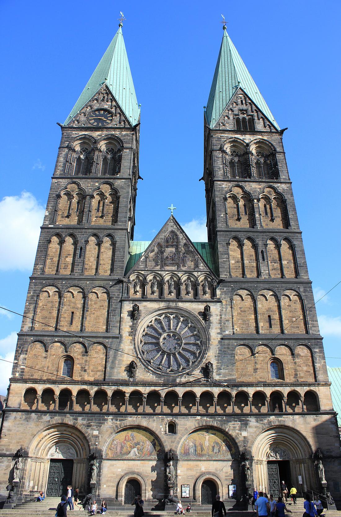 Собор Святого Петра в Бремене