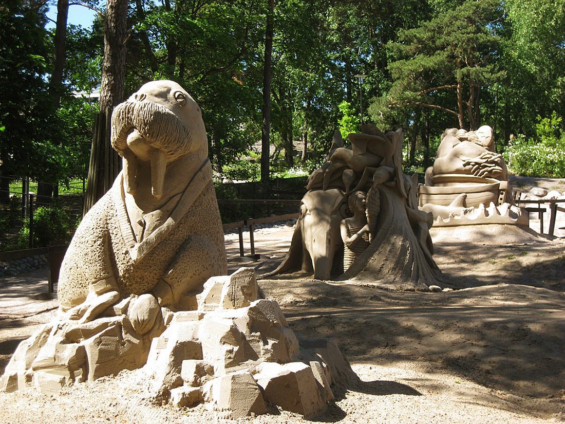 Хельсинский зоопарк