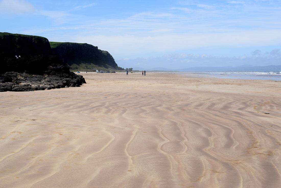 Пляж Даунхилл Странд