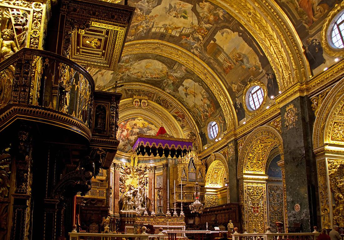 Собор Святого Іоанна у Валлетті