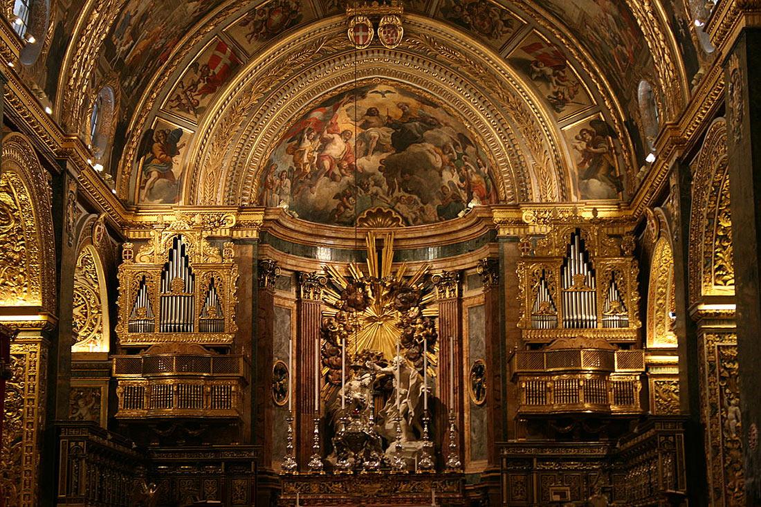 Собор Святого Иоанна в Валлетте