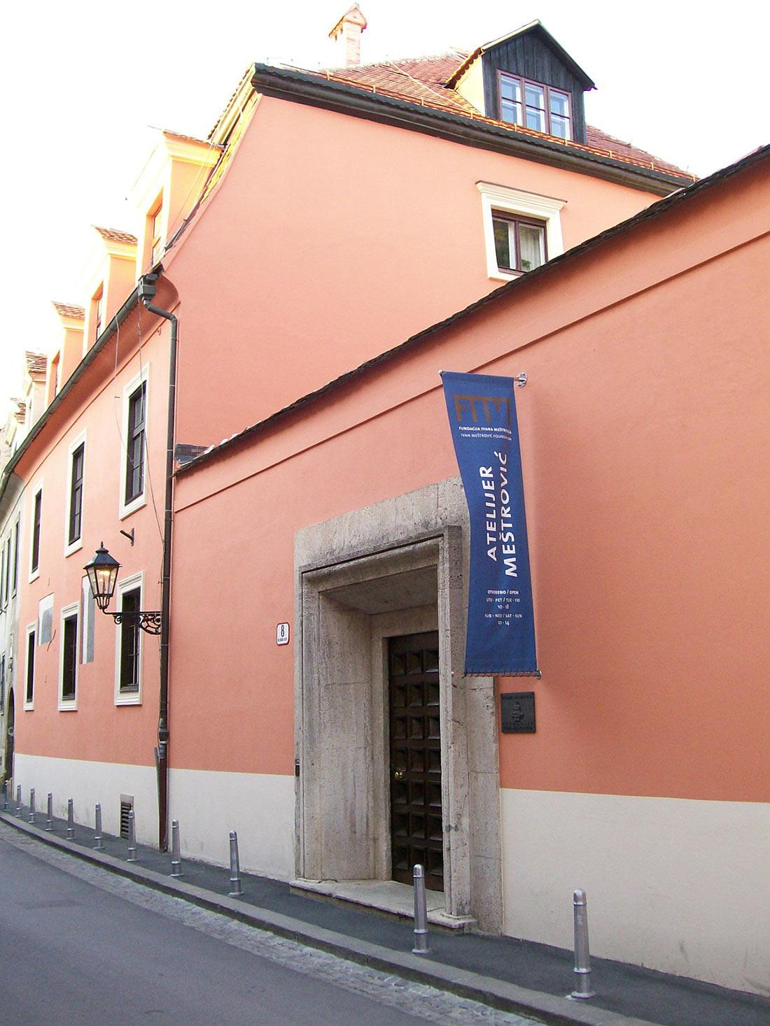 галерея Мештровича