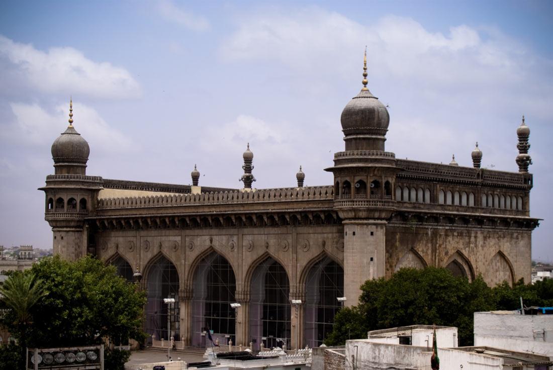 Мечеть Мекка