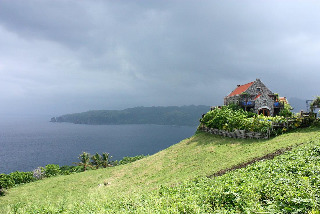 Остров Батан