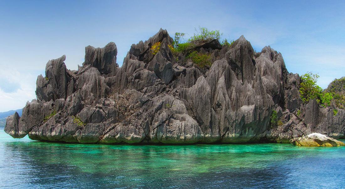 Остров Корон