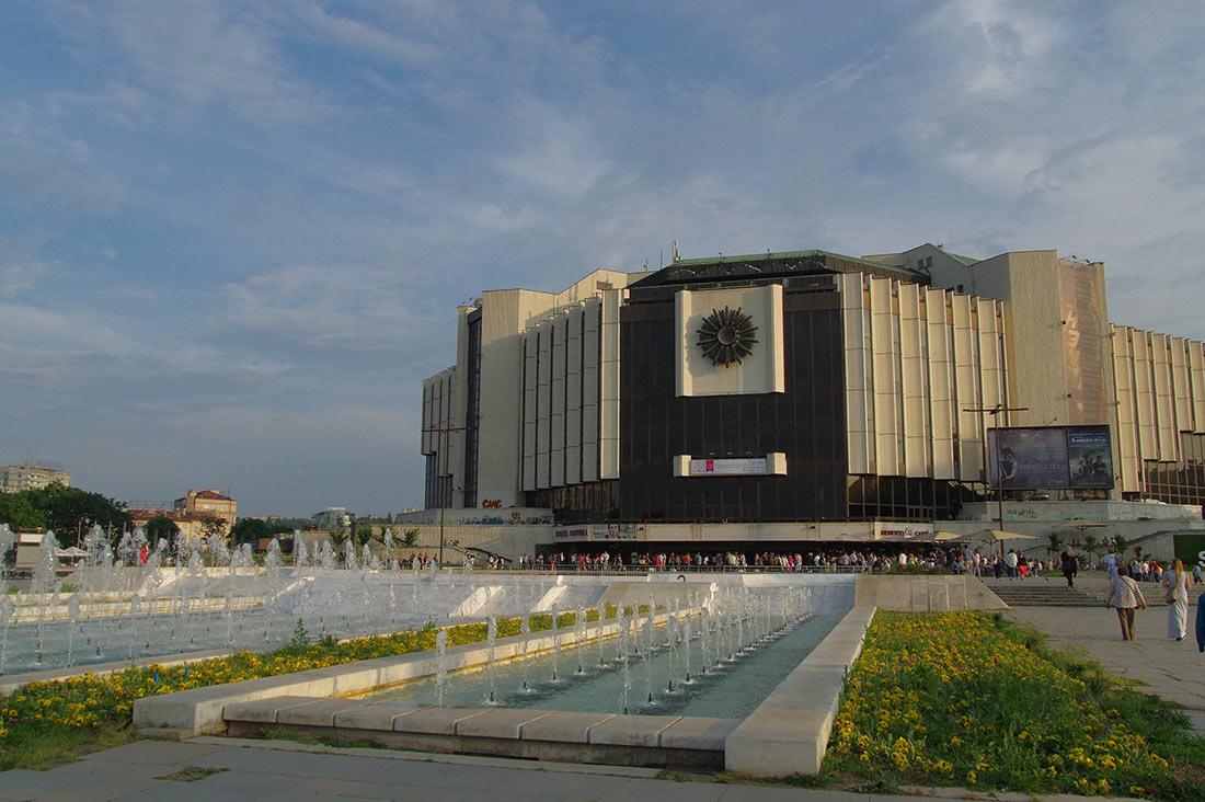 Национальный дворец культуры в Софии