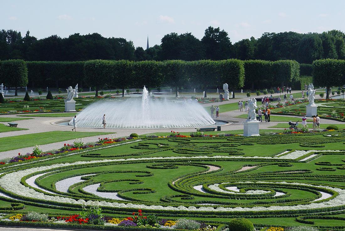 Сады Херренхаузен