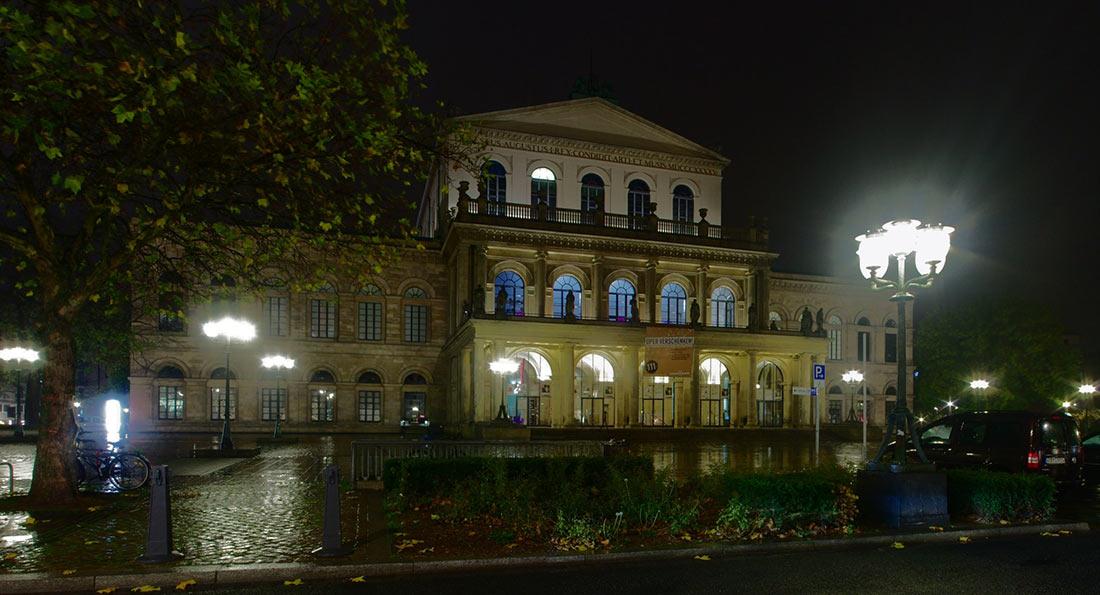 Ганноверский оперный театр