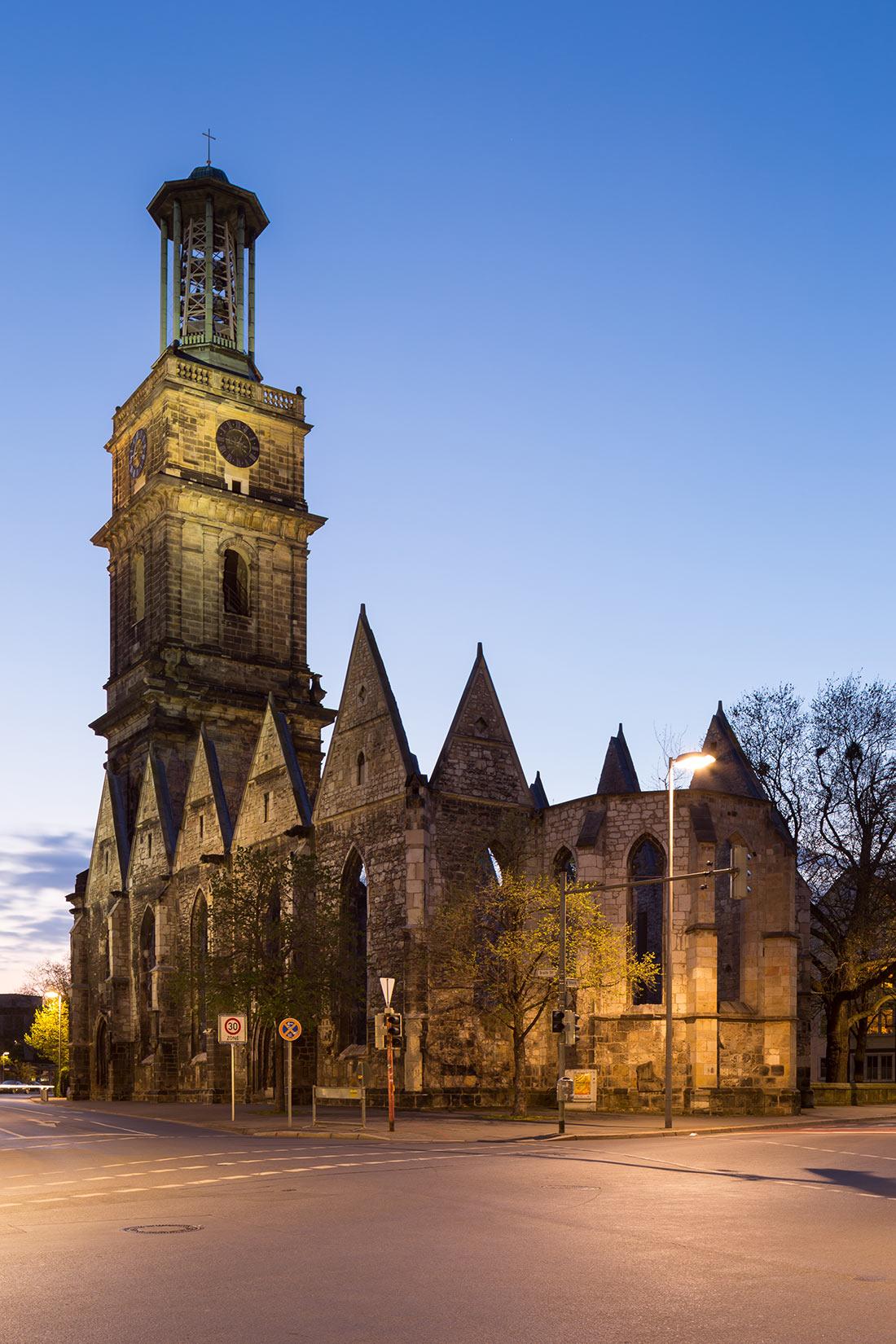 Церковь Святого Эгидия