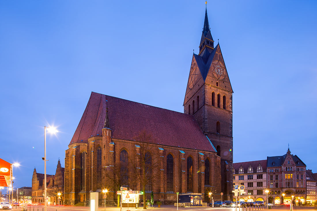 Рыночная церковь Маркткирхе
