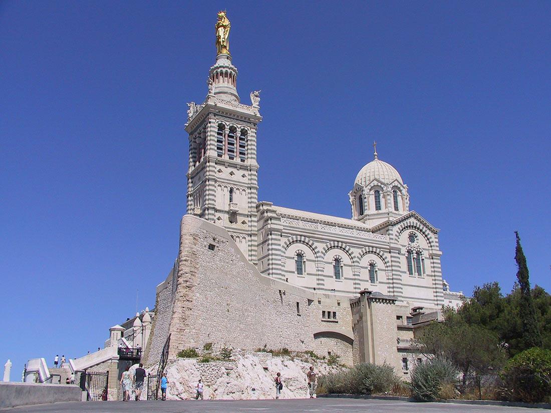 Базилика Нотр-Дам-де-ла-Гард
