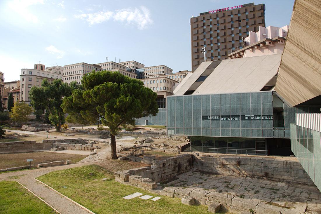 Музей истории Марселя