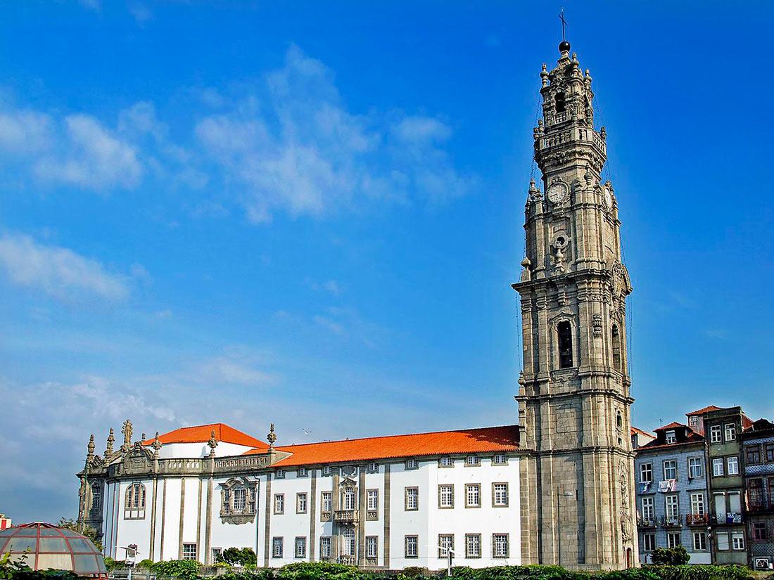 Церковь Клеригуш