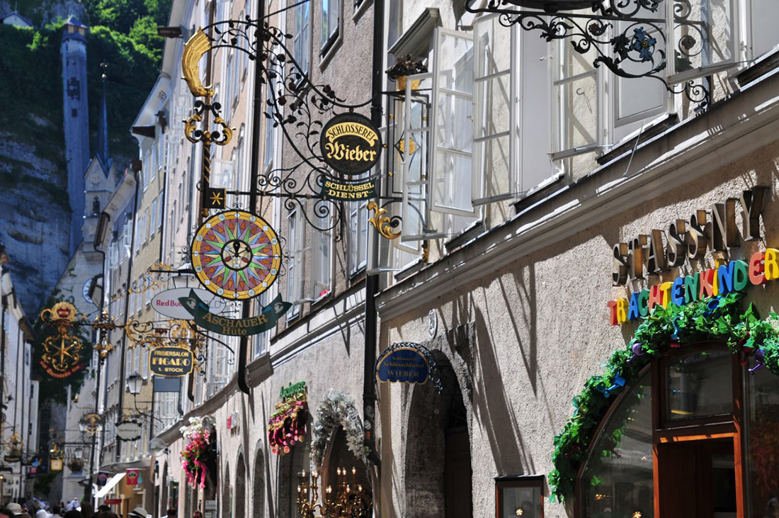Улица Гетрайдегассе