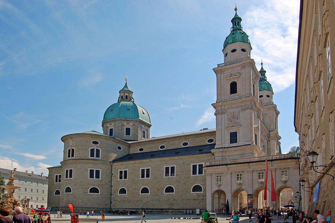 Площадь Резиденцплац