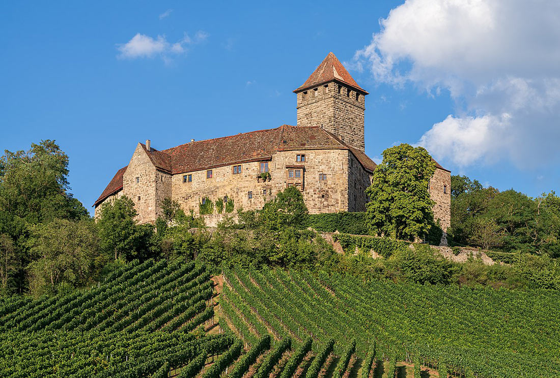 замок Лихтенберг