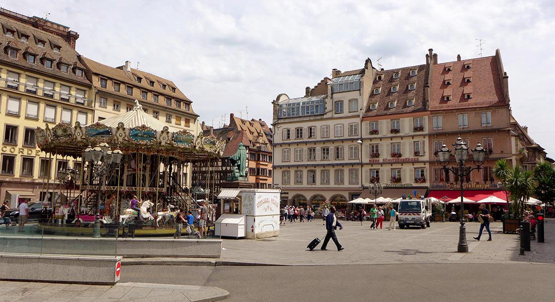Площадь Гутенберга