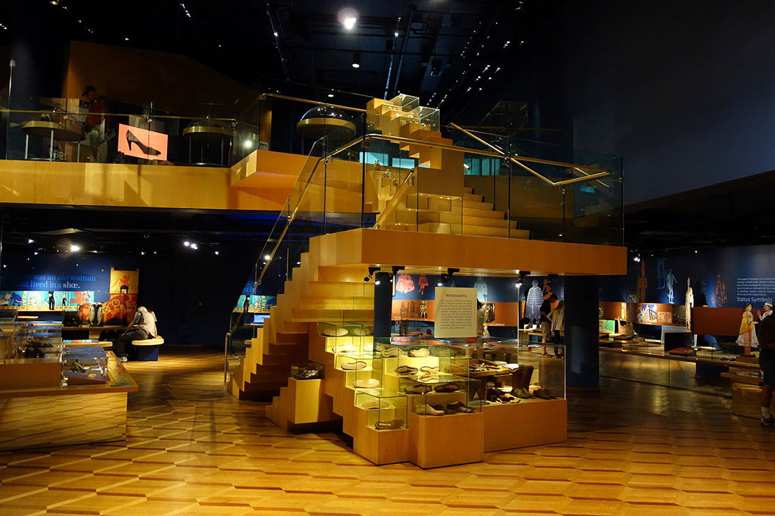 Музей обуви Бата